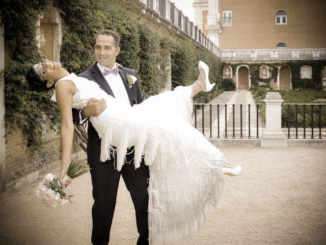 La boda de Emilio y Ana en Getafe, Madrid 17