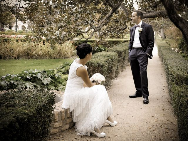 La boda de Emilio y Ana en Getafe, Madrid 20