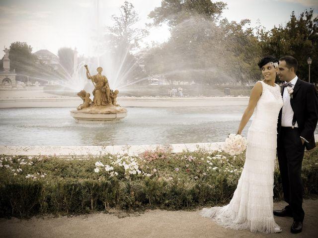 La boda de Emilio y Ana en Getafe, Madrid 21