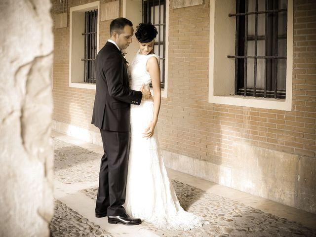 La boda de Emilio y Ana en Getafe, Madrid 28