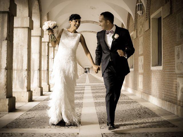 La boda de Emilio y Ana en Getafe, Madrid 2