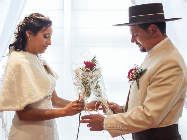 La boda de Ivonne Vanessa y Carlos