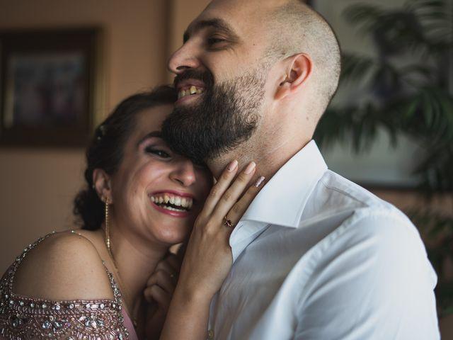La boda de David y Raquel en Madrid, Madrid 12