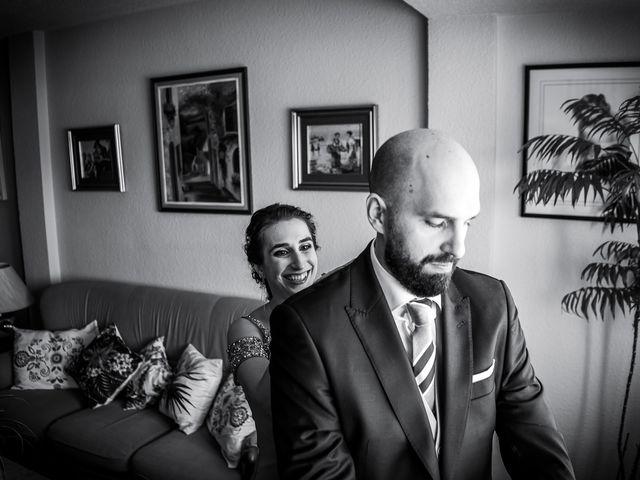 La boda de David y Raquel en Madrid, Madrid 22