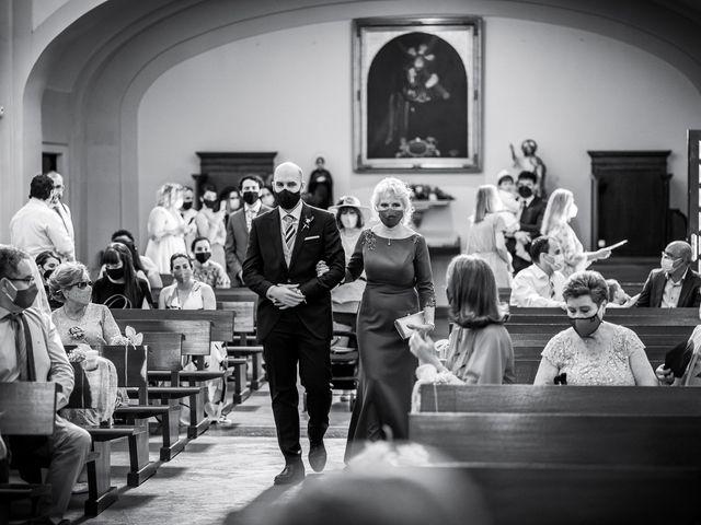La boda de David y Raquel en Madrid, Madrid 52