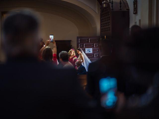La boda de David y Raquel en Madrid, Madrid 53