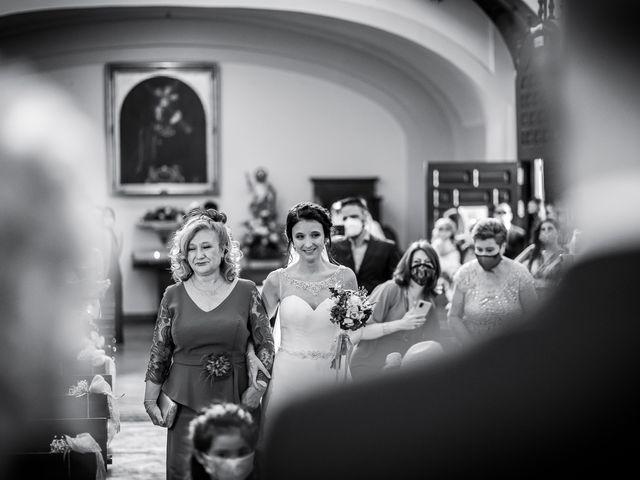 La boda de David y Raquel en Madrid, Madrid 55