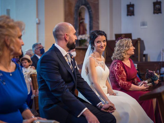 La boda de David y Raquel en Madrid, Madrid 57