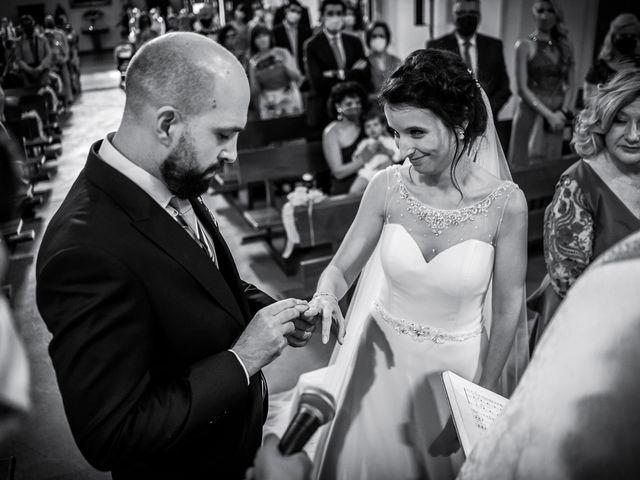 La boda de David y Raquel en Madrid, Madrid 58