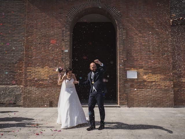 La boda de David y Raquel en Madrid, Madrid 59