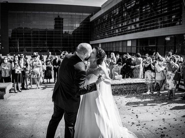 La boda de David y Raquel en Madrid, Madrid 60
