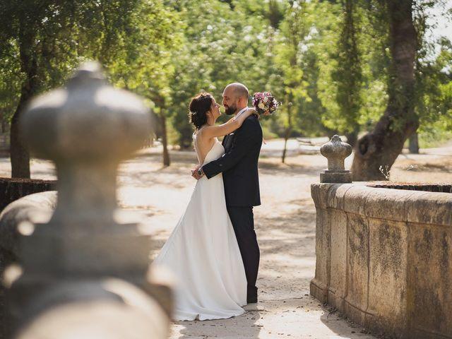 La boda de David y Raquel en Madrid, Madrid 65