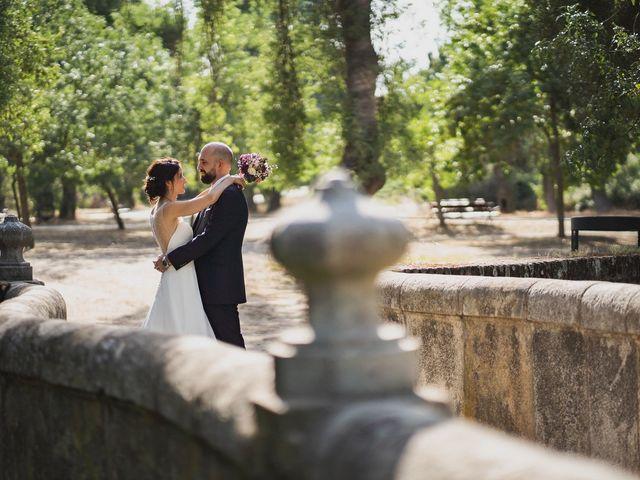 La boda de David y Raquel en Madrid, Madrid 66