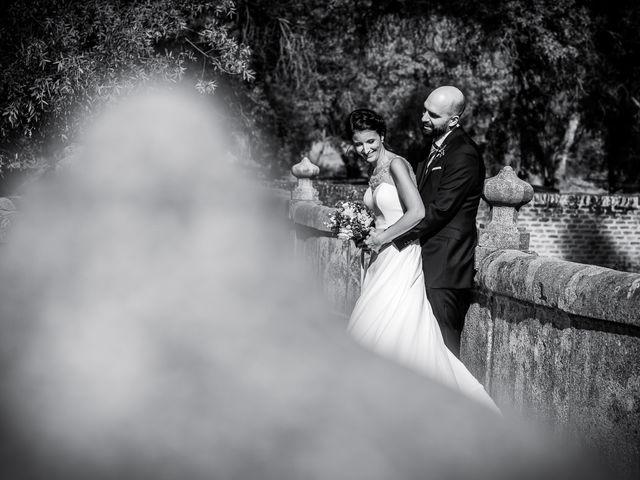 La boda de David y Raquel en Madrid, Madrid 70