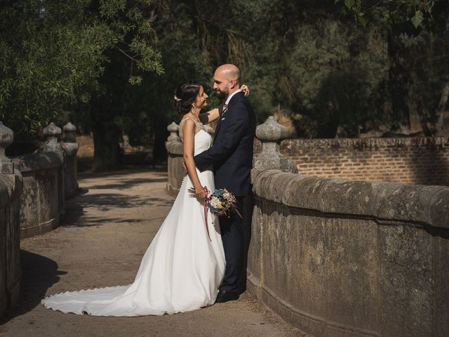 La boda de David y Raquel en Madrid, Madrid 71