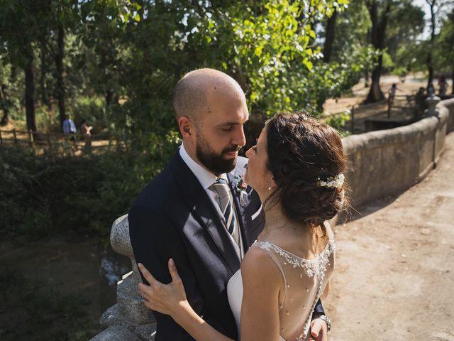 La boda de David y Raquel en Madrid, Madrid 72