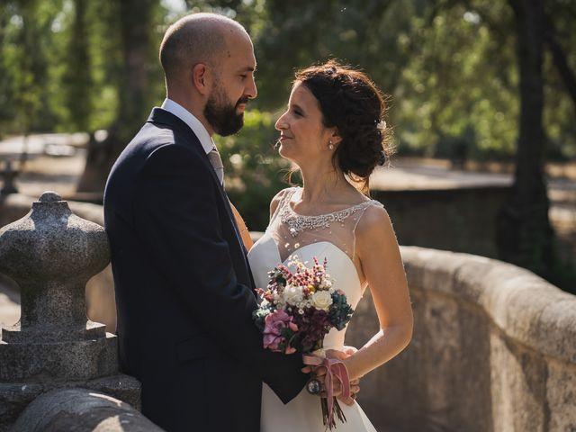 La boda de David y Raquel en Madrid, Madrid 75