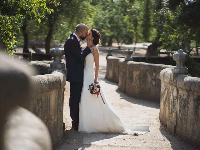 La boda de David y Raquel en Madrid, Madrid 77