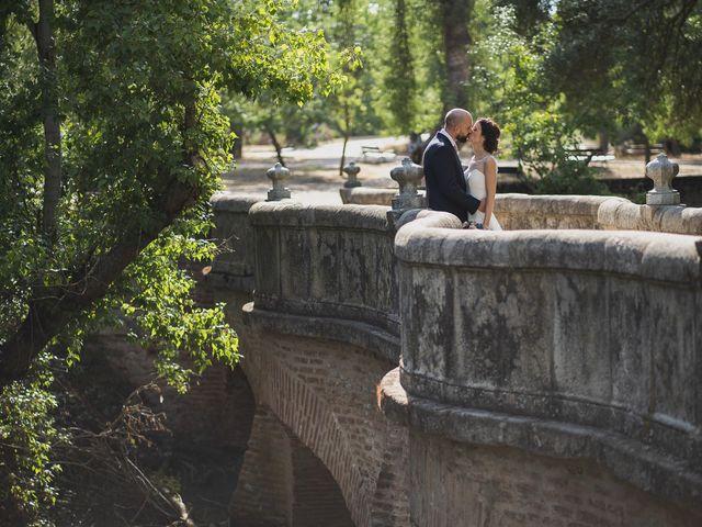 La boda de David y Raquel en Madrid, Madrid 78