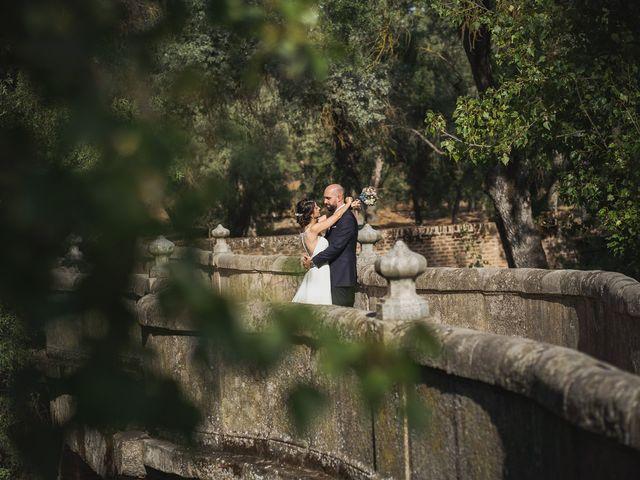 La boda de David y Raquel en Madrid, Madrid 79