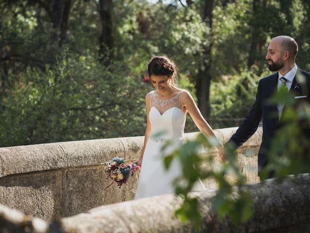 La boda de David y Raquel en Madrid, Madrid 81