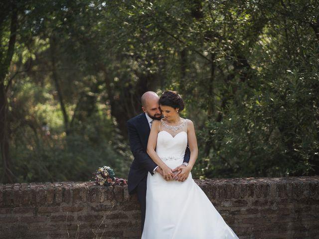 La boda de David y Raquel en Madrid, Madrid 82
