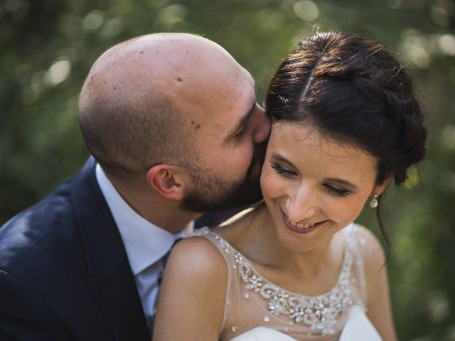 La boda de David y Raquel en Madrid, Madrid 84