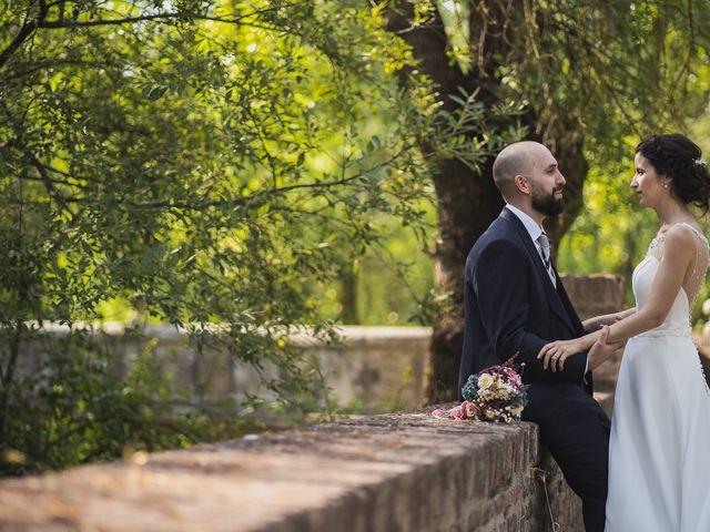 La boda de David y Raquel en Madrid, Madrid 85
