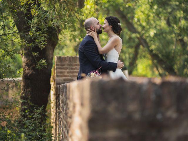 La boda de David y Raquel en Madrid, Madrid 1