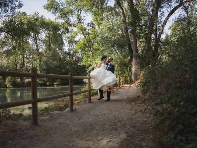 La boda de David y Raquel en Madrid, Madrid 87