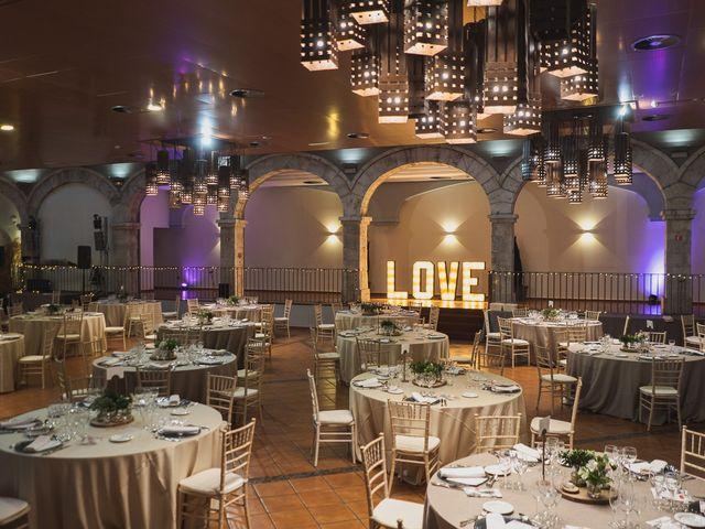 La boda de David y Raquel en Madrid, Madrid 111