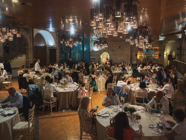 La boda de David y Raquel en Madrid, Madrid 121