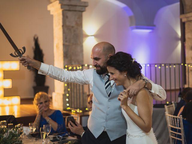 La boda de David y Raquel en Madrid, Madrid 124
