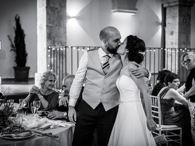 La boda de David y Raquel en Madrid, Madrid 125