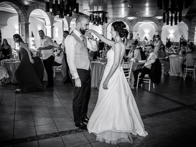 La boda de David y Raquel en Madrid, Madrid 127