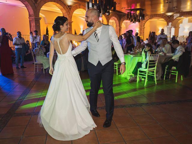 La boda de David y Raquel en Madrid, Madrid 128