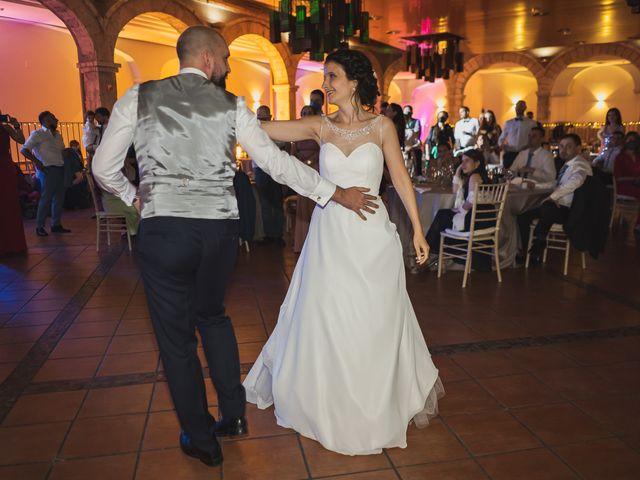La boda de David y Raquel en Madrid, Madrid 129