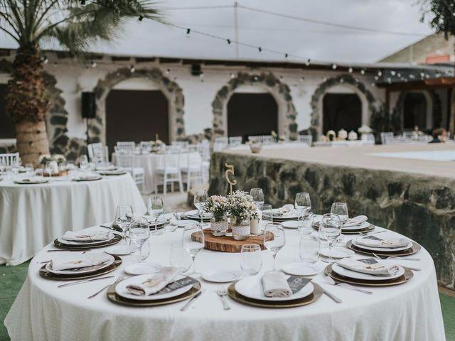 La boda de Samuel y Anjara en Arucas, Las Palmas 8