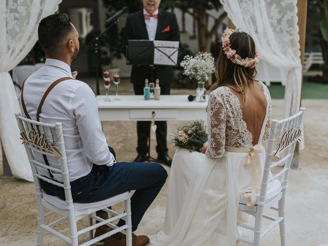 La boda de Samuel y Anjara en Arucas, Las Palmas 9