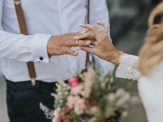 La boda de Samuel y Anjara en Arucas, Las Palmas 11