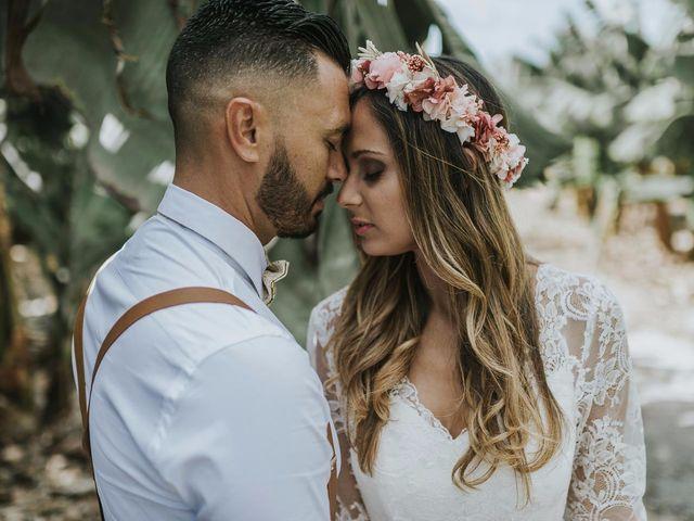 La boda de Samuel y Anjara en Arucas, Las Palmas 15