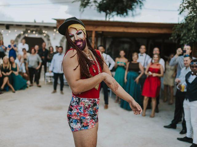 La boda de Samuel y Anjara en Arucas, Las Palmas 18