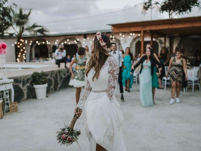 La boda de Samuel y Anjara en Arucas, Las Palmas 19