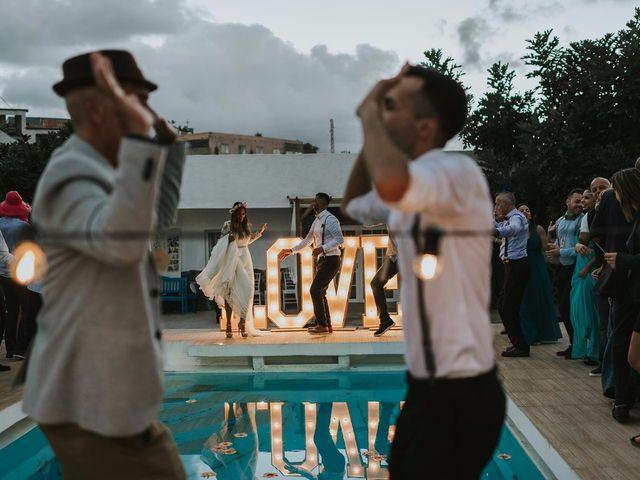 La boda de Samuel y Anjara en Arucas, Las Palmas 21
