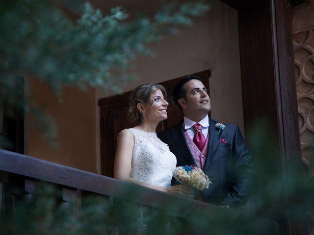 La boda de Eduardo y Pilar en Molina De Aragon, Guadalajara 25