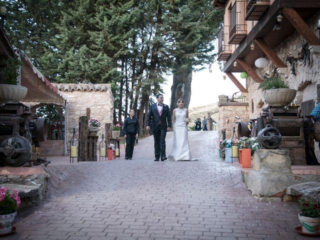 La boda de Eduardo y Pilar en Molina De Aragon, Guadalajara 36