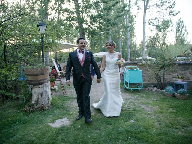 La boda de Eduardo y Pilar en Molina De Aragon, Guadalajara 37