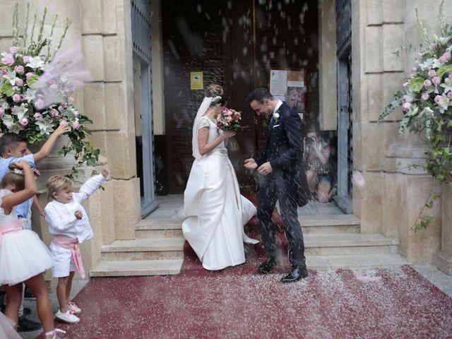 La boda de Ana y Cristóbal en Bullas, Murcia 1