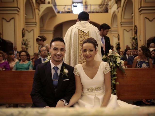 La boda de Ana y Cristóbal en Bullas, Murcia 4