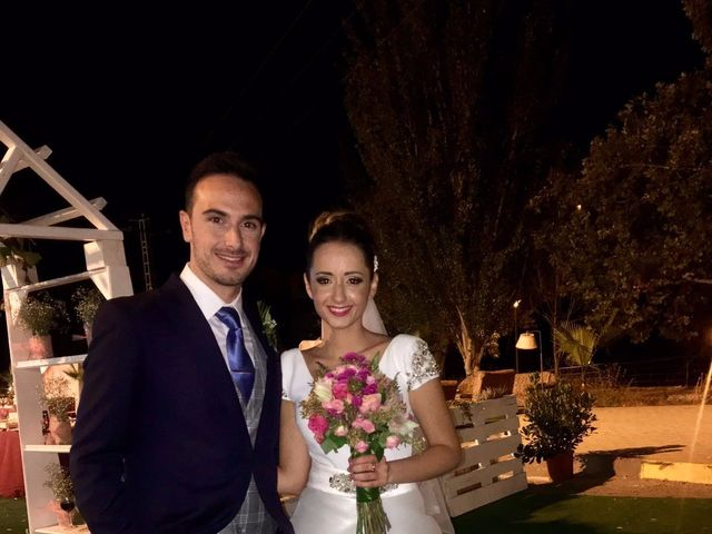 La boda de Ana y Cristóbal en Bullas, Murcia 5
